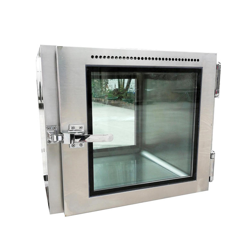Clean Room  Negative Pressure Pass Box  for  HVAC  system