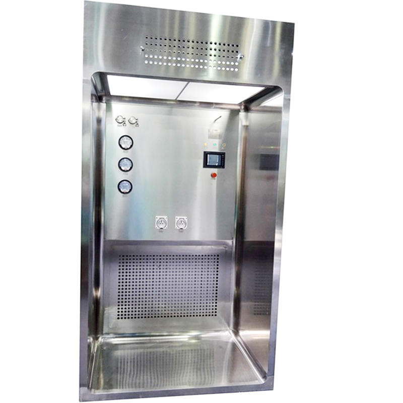 Class100  High Efficiency  Weighting Booth For Dust Pollution Control