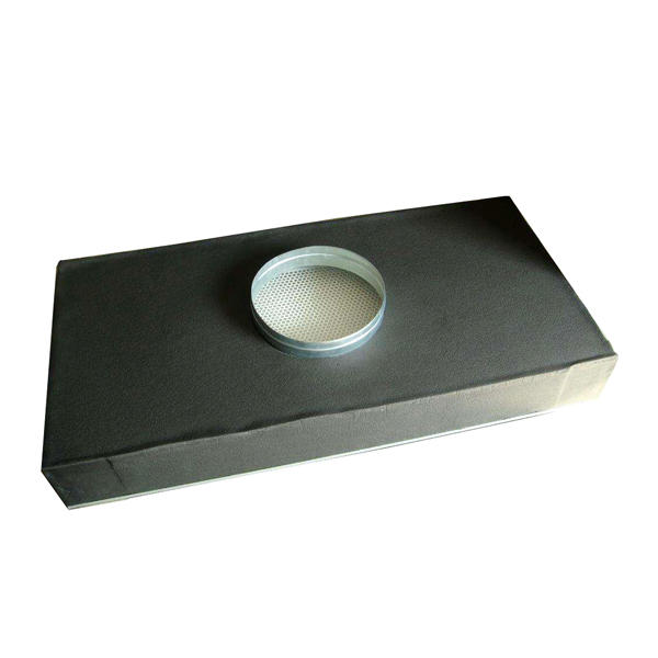 Disposable mini-pleats HEPA Air Filter With Hood