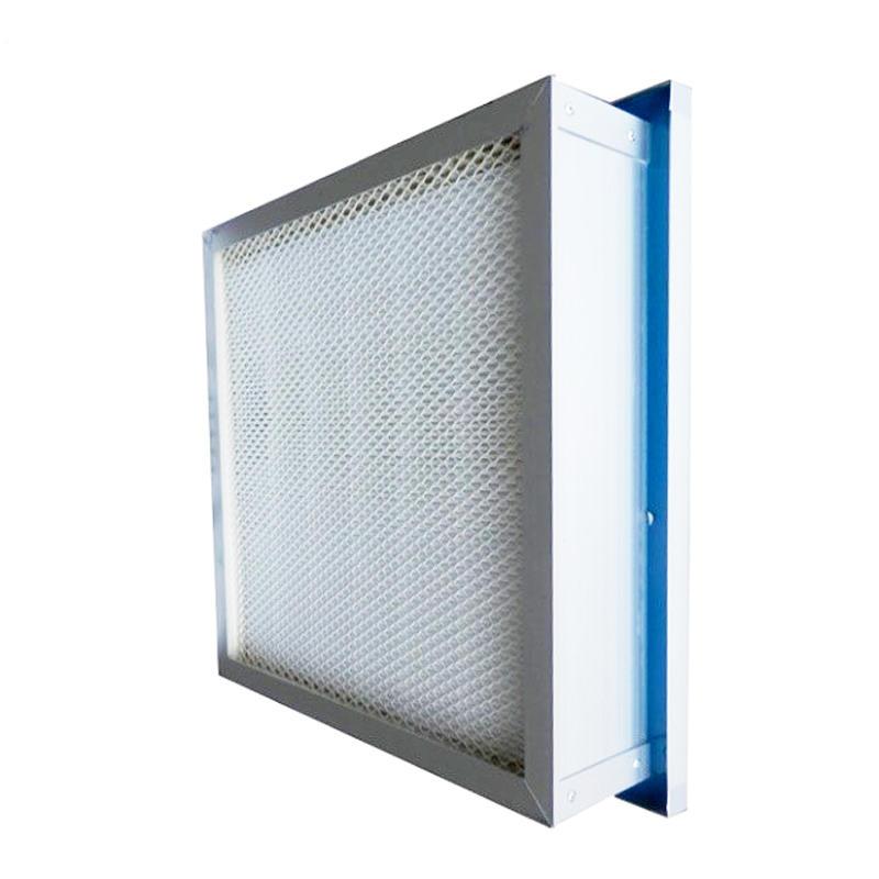 Gel Seal HEPA Air filter with 99.995%@0.3um