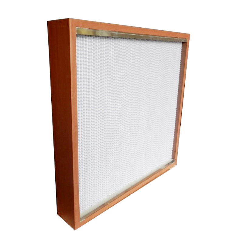 HEPA Air Filter with Paper Clapboard
