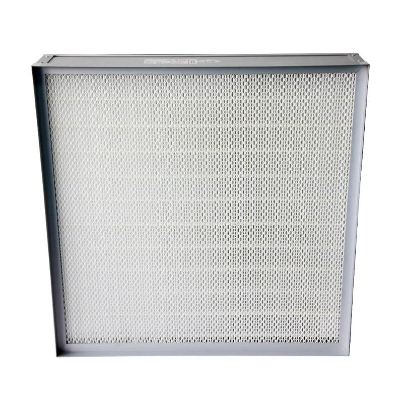 Knife -Edge HEPA Air filter