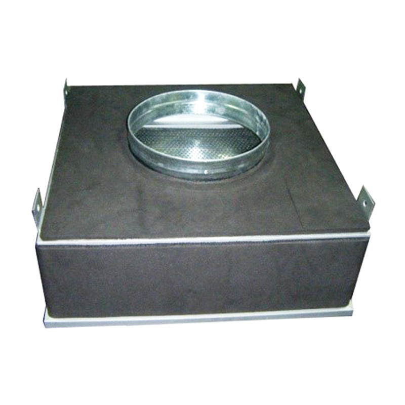 Replaceable HEPA filter with hood