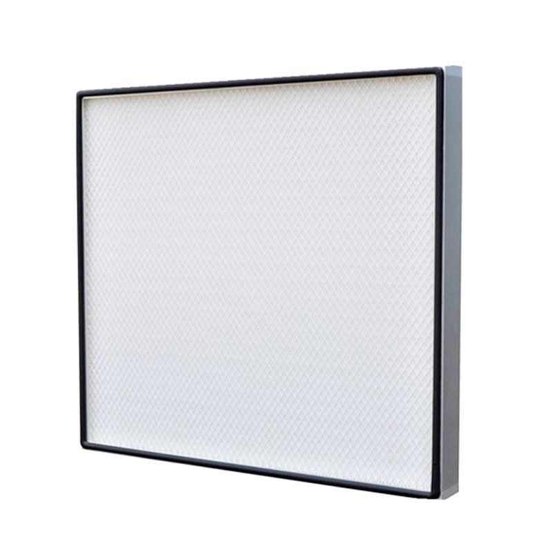 U15 Mini-Pleats ULPA Air Filter With One Side Gasket