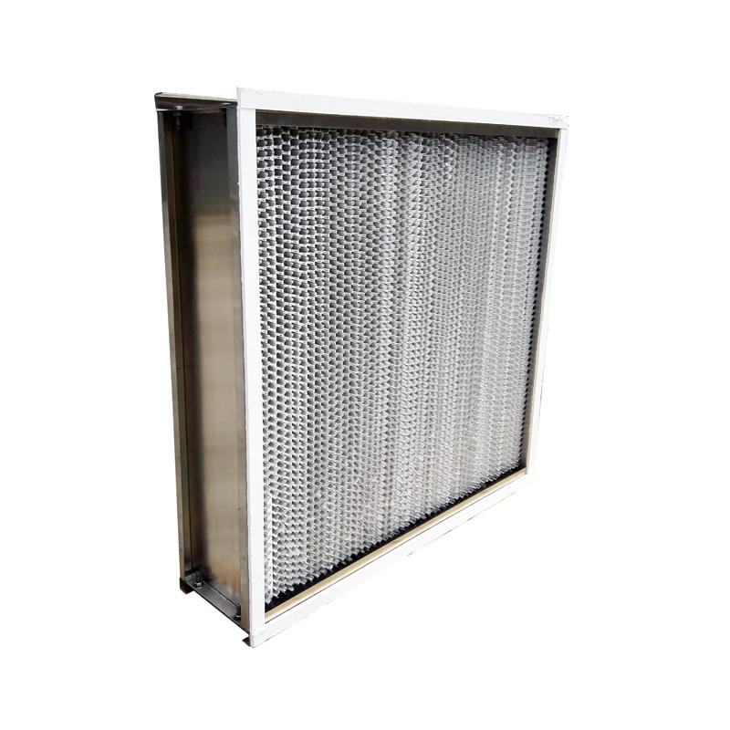350℃ High Temperature HEPA Air Filter