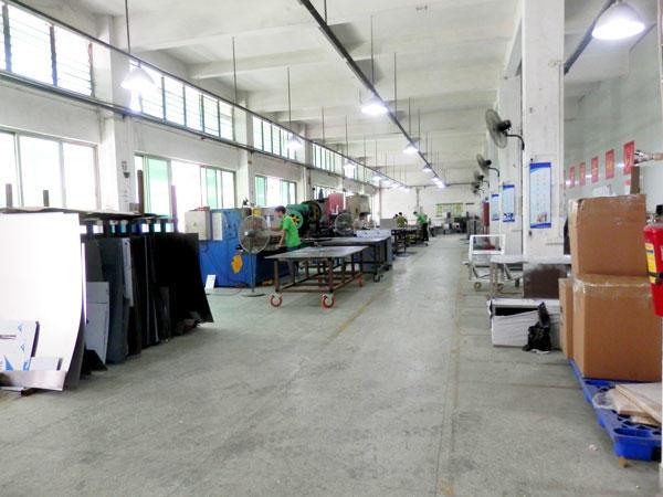 Cleanroom Air purification equipment  workshop