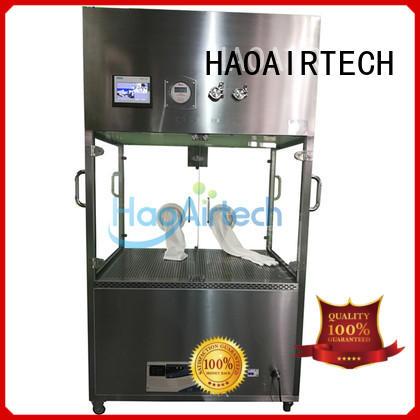 HAOAIRTECH vertical laminar flow transport cart supplier online