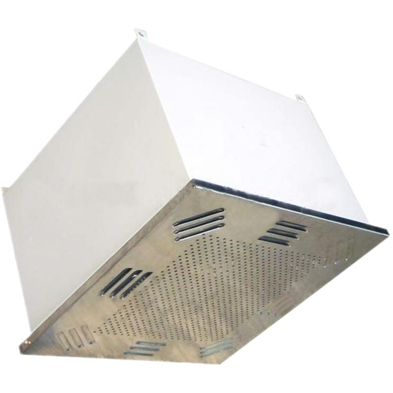 HPEA Filter Unit Box For Cleanroom Ceiling