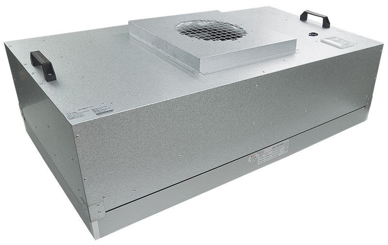 High Efficiency Fan Filter Units with HEPA filter