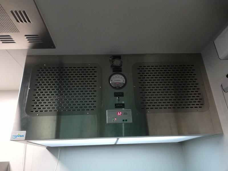ISO5 Stainless Steel  Laminar Air Flow Hood For Biology Laboratory