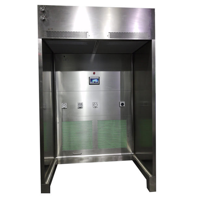 PLC Controlled ISO5 Sampling Booth For Biological Pharmacy