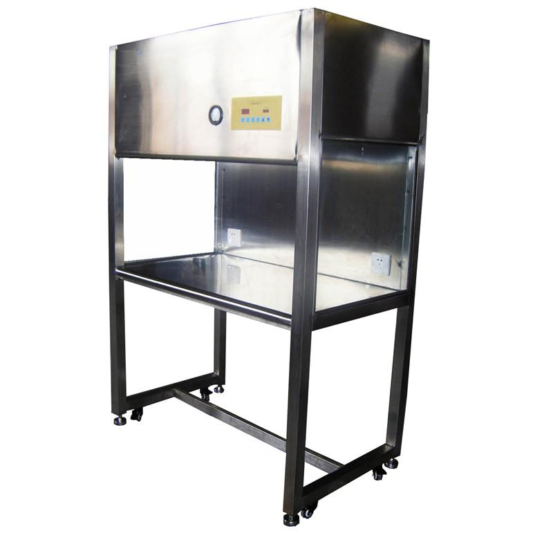 Stainless Steel 304 Laboratory Laminar Flow Cabinet With Vertical Air Flow