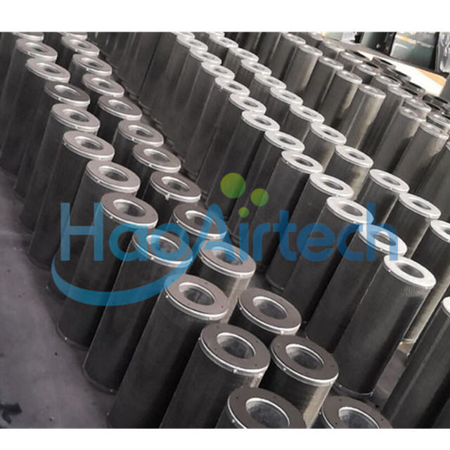 Cartridge Granular activated carbon for Odor treatment