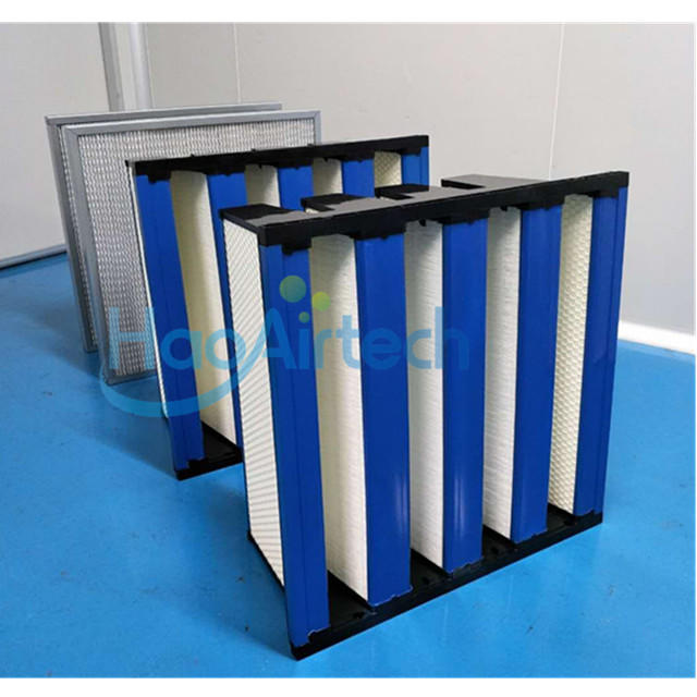 OEM and ODM 4V CELL HEPA filter for India client