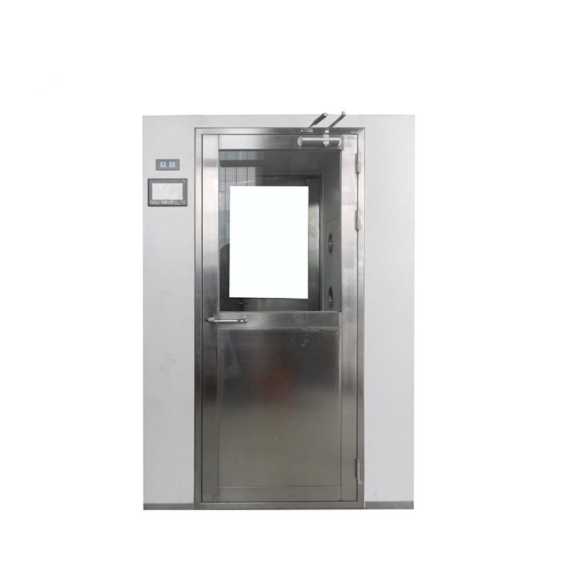 Top Side Vertical Flow Air Shower For Clean Room