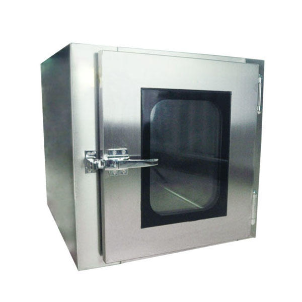 Customized Stainless Steel Cleanroom Transfer Window For Laboratory