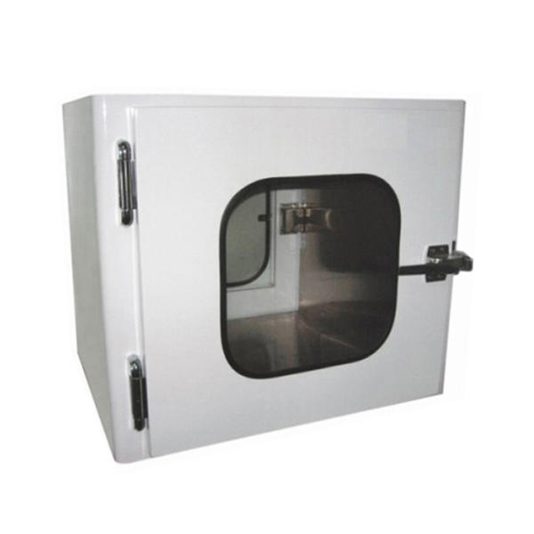 Customized Stainless Steel Cleanroom Pass Box For Laboratory