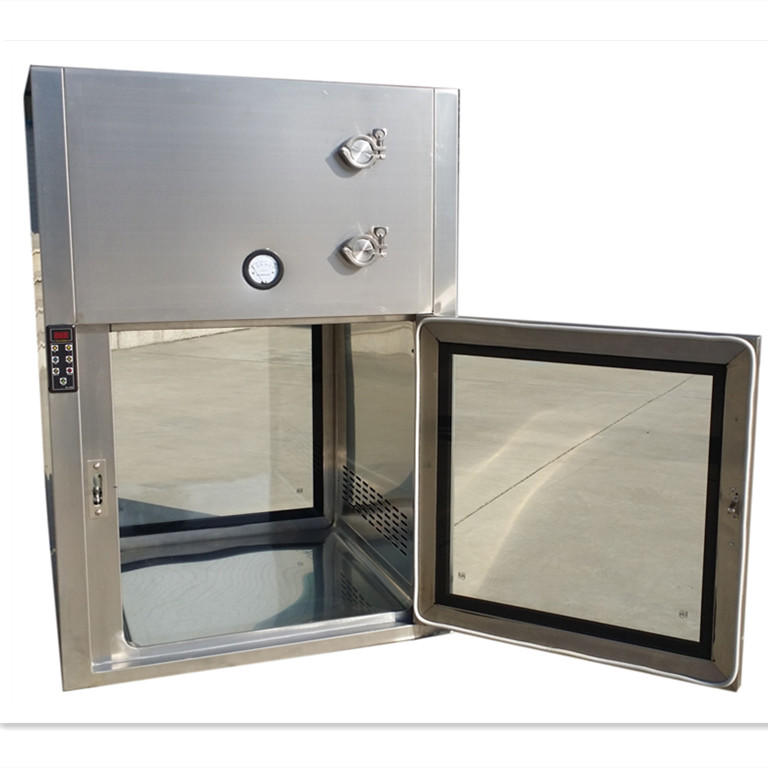 High Performance SUS304/SUS316 Clean Room Dynamic Pass Box