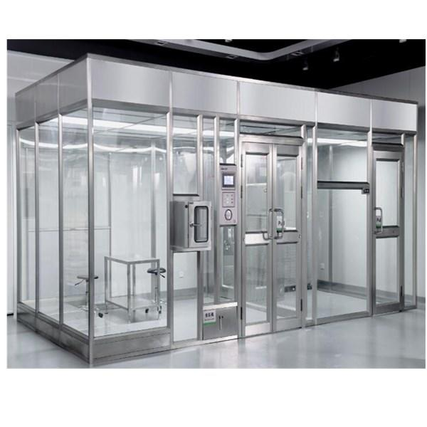 Non-standard Custom Simple Cleanroom For Sterile Food And Drug Production