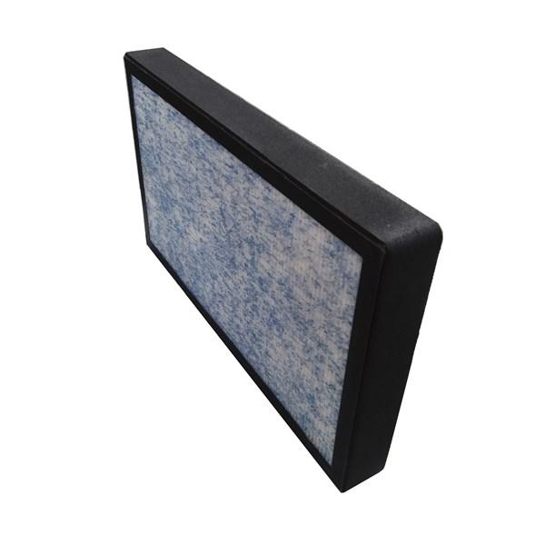 Customizable Fine Particles Activated Carbon Air Filter For Air Odor