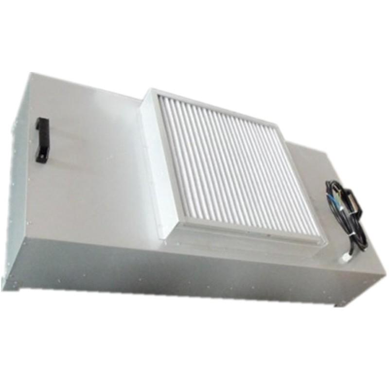 Low Noise Fan Filter Unit With Direct Drive High Efficiency Centrifugal Fan