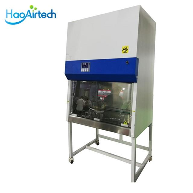 PP Chemical Biosafety Resistant Acid Biosafety Cabinet For Laboratory