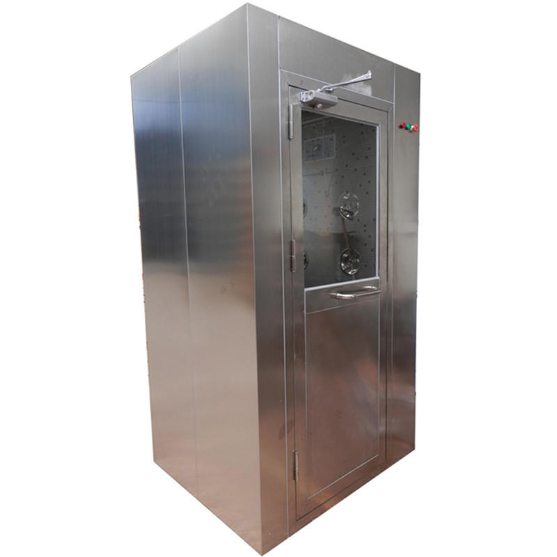 Stainless Steel Air Shower