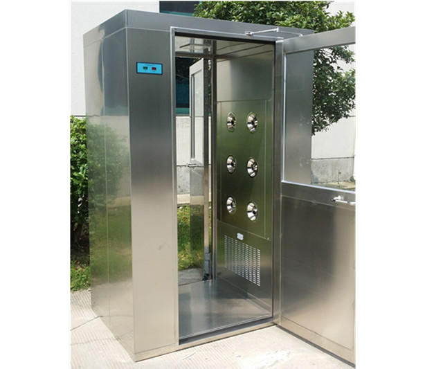 Explosion-Proof Air Showers