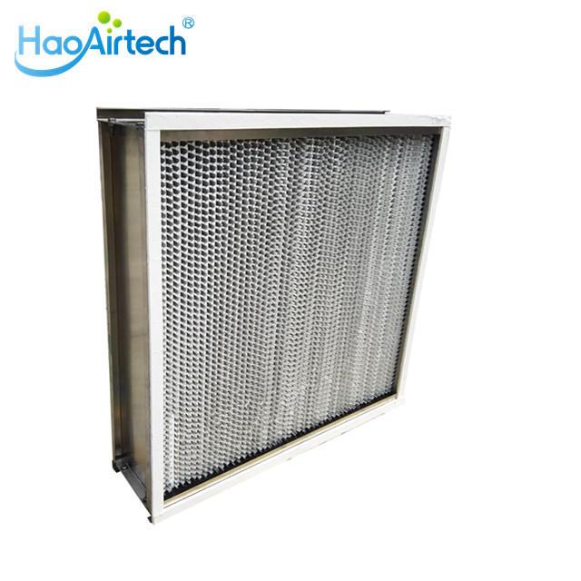High Temp HEPA Filter