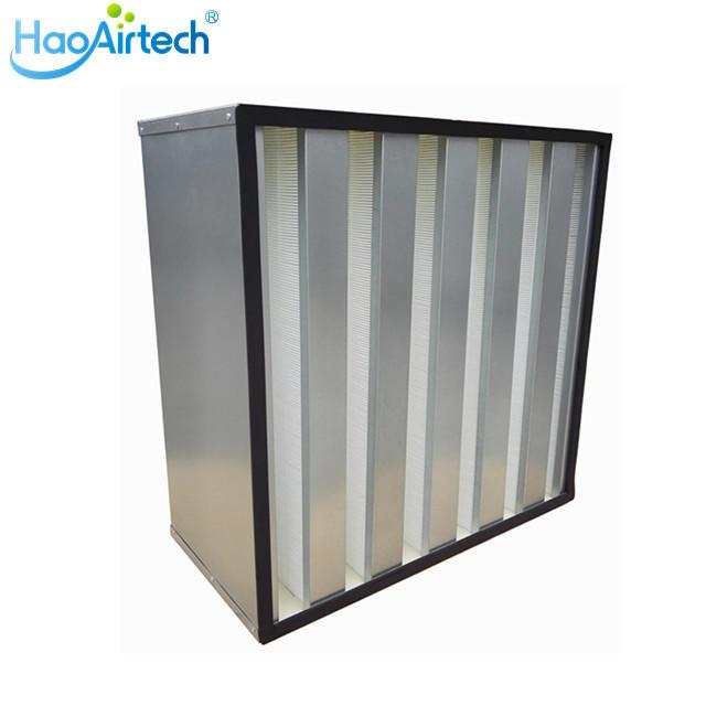 V Bank HEPA Filter