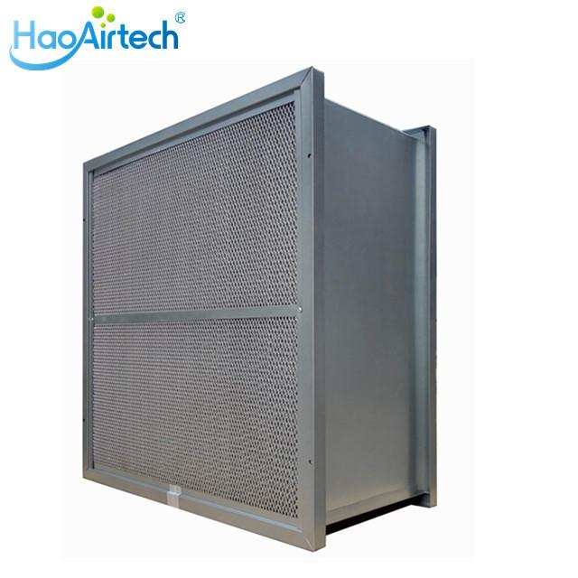 Deep Pleat High Temperature Filters