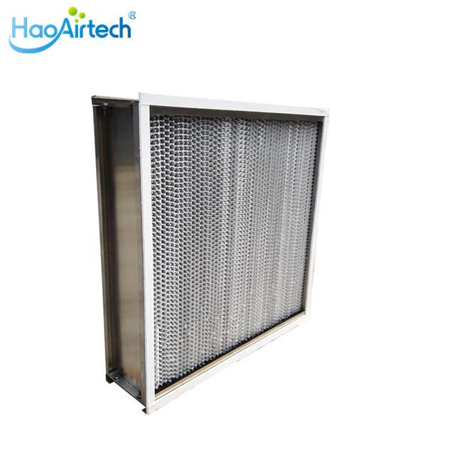 Absolute High Temp HEPA Filter