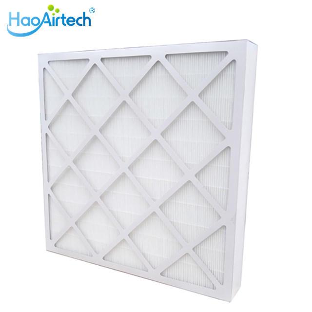 Cardboard Frame HEPA Filter