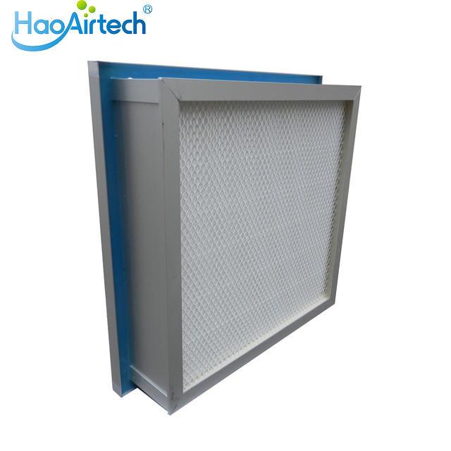 Hospital Gel Sealant HEPA Filter