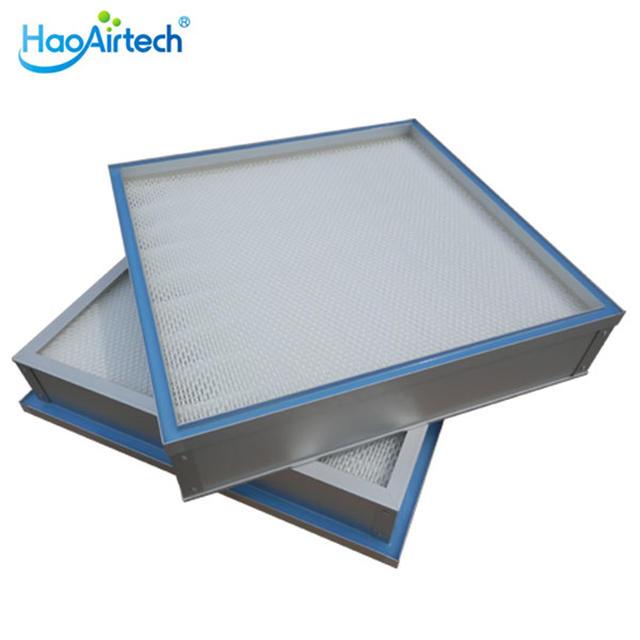 Pharmaceutical Gel Seal HEPA Filter