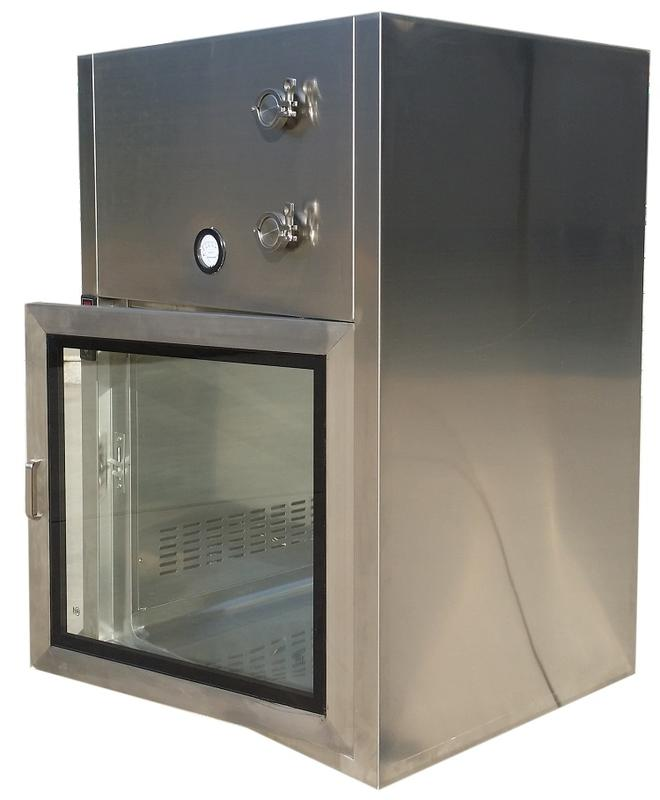 Cleanroom Dynmic Pass Box