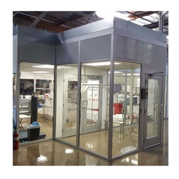ISO8 Hardwall cleanroom