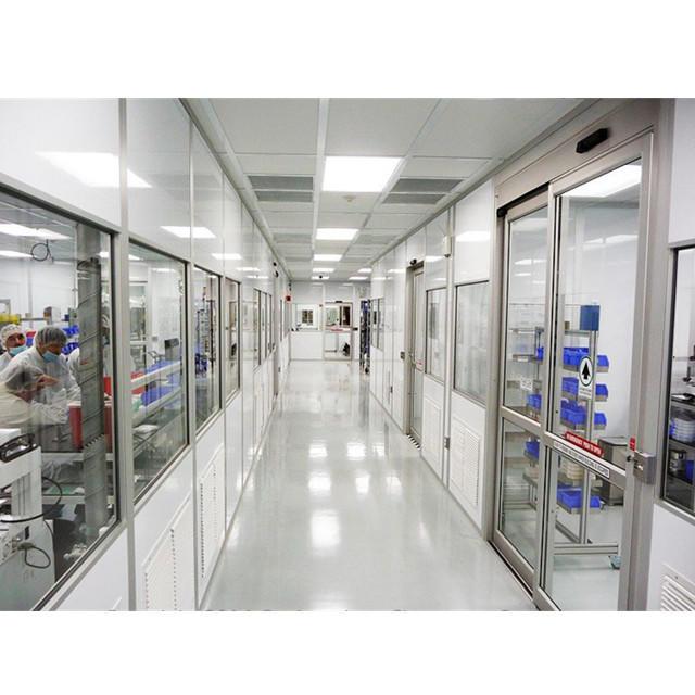 ISO7 Hardwall Modular Cleanroom