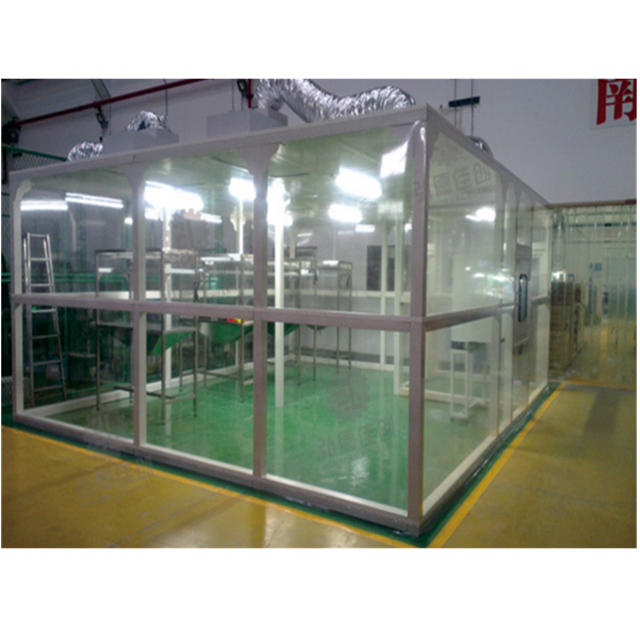 Prefabricated  Cleanrooms