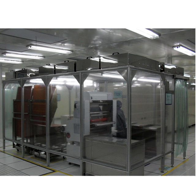 Protable Dust Free Cleanrooms