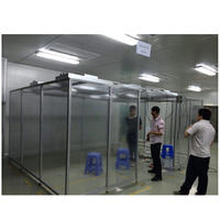 Class1000 Portable Softwall CleanRoom Booth