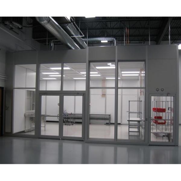 Prefabricated Modular Cleanroom
