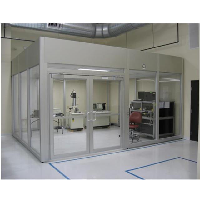 Modular Cleanroom Construction