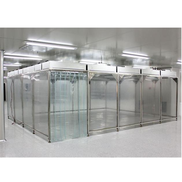 Pharmaceutical Moudlar Cleanroom