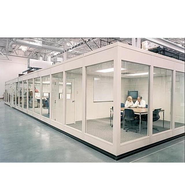 Microelectronics Hardwall Modular Cleanroom