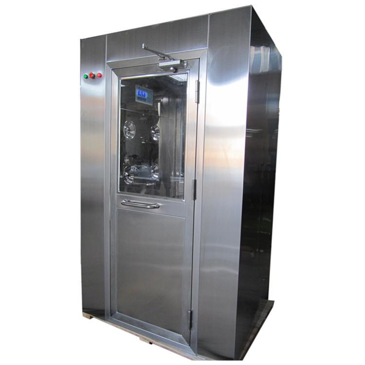 Air Shower Cleanroom With Interlock Door
