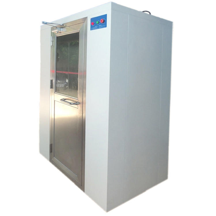 Customized air shower room with CE/Rohs certificated