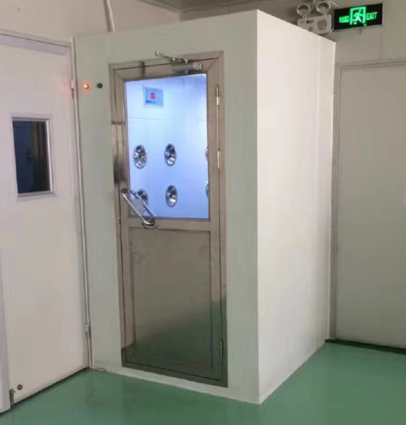 Air Showers For Cleanrooms