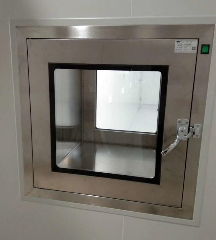 Pass Box/Transfer Window for Cleanroom