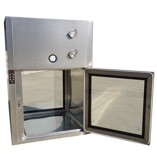 Air Shower Dynamic Pass Box